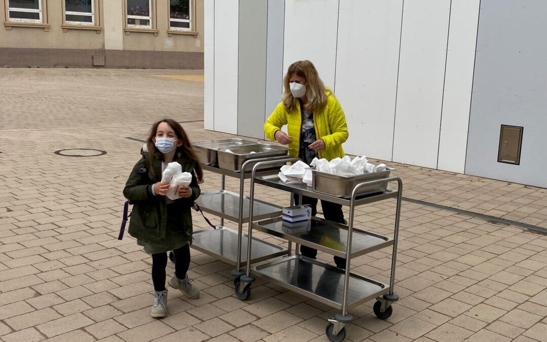 Frühstück für Kinder – auch mit geschlossenen Schulen!